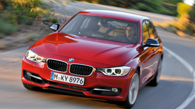 BMW 320i And 318d Join 3 Series Line-up In Australia