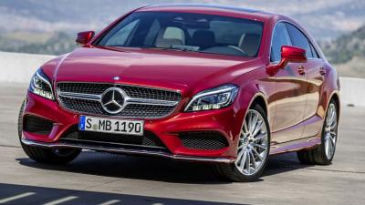 2015 Mercedes-Benz CLS Revealed, In Australia Next Year