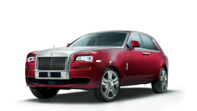 Rolls-Royce SUV will be off-road ready