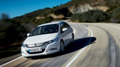 Honda Insight Tops Japanese Sales Charts