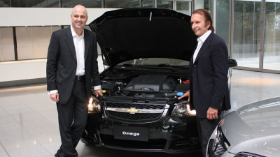 Holden Commodore Series II Exports To Brazil Announced