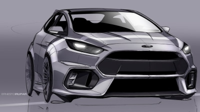 Ford Planning Even Hotter Limited Edition Focus RS