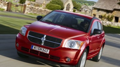 2006 Dodge Caliber A Safety Concern In US, Australian Impact Minimal