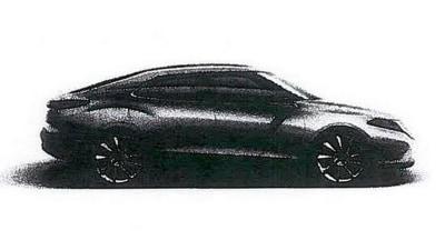 2014 Saab 9-3 Artwork Appears Online