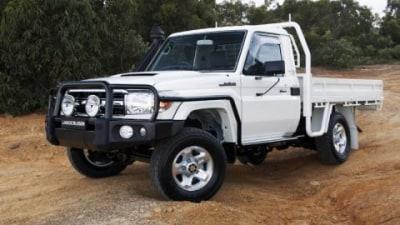 Toyota Service Advantage Now Includes 70 Series Landcruiser