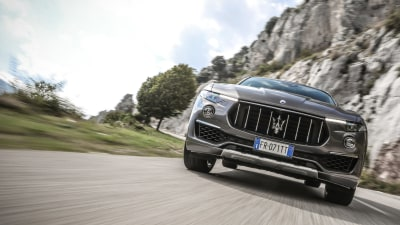 Maserati will never go 100% electric - US boss