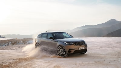 Range Rover Velar D240 SE new car review