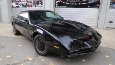 You can buy David Hasselhoff's KITT from 'Knight Rider' (and he'll deliver it to you)