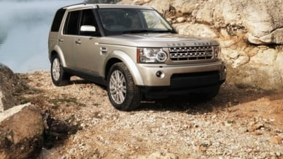 2010 Land Rover Discovery 4 Pricing Announced, Due Early October