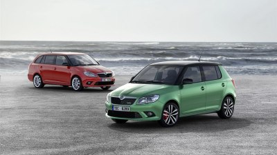 2011 Skoda Fabia RS And Fabia Wagon RS Revealed, Australian Launch Being Considered