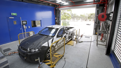 Ford's Lara Proving Ground Turns 50; Now Key To Ford Australia's $2billion R&D Investment