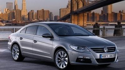 VW Passat CC Gets Seven-Speed DSG Option In The UK