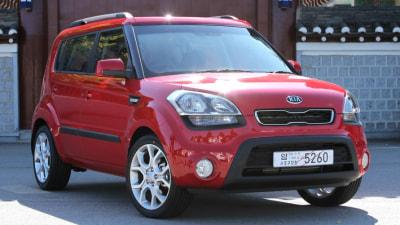 2012 Kia Soul On Sale In Australia, Nu 2.0 Litre Petrol On Board