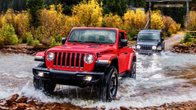 Jeep Wrangler Plug-in Hybrid Confirmed