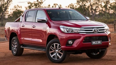 Toyota Issues Airbag Recall Notice