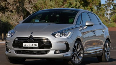 2014 Citroen DS5 Review: Dsport HDi Diesel Auto