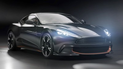 Aston Martin Vanquish S Ultimate revealed