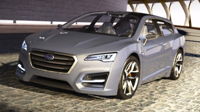 Subaru Advanced Tourer Concept Revealed In Tokyo