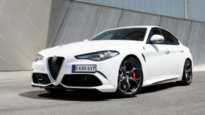 2021 Alfa Romeo new cars