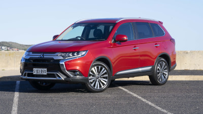 Mitsubishi Outlander Exceed Diesel Review