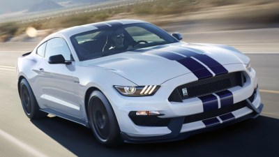 2015 Ford Mustang Shelby GT350 Revealed Ahead Of LA Auto Show