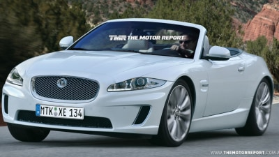 Green Light For Jaguar XE Roadster, XF Estate: Report And Preview Rendering