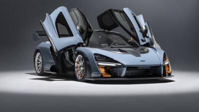 In-Depth Details Of McLaren Senna Revealed
