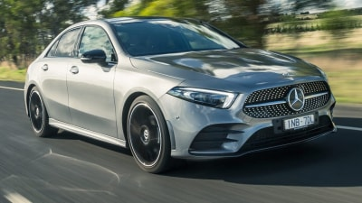 2020 Mercedes-Benz A-Class recalled with belt bracket fault