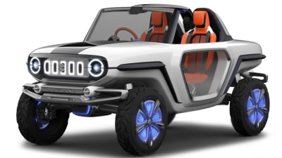 Suzuki e-Survivor Could Be A Doomsday Preppers EV Of Choice