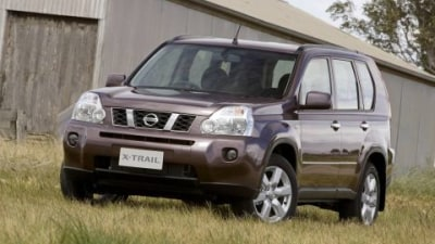 2008 Nissan X-Trail dCi: Nissan X-tends Range With Diesel Variants