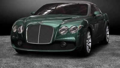 Bentley Continental GTZ by Zagato