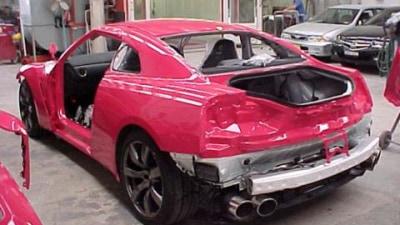 R35 GT-R's in Australia