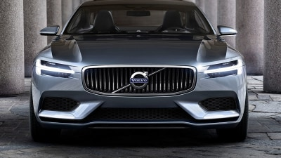 Volvo Three-cylinder Engines Confirmed