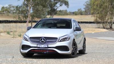 Mercedes-Benz A-Class   B-Class Recalled For Brake Hose Break