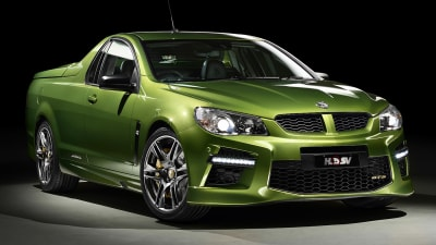 HSV GTS Maloo Revealed: Video