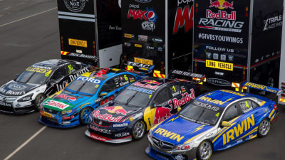 2013 V8 Supercars Season Preview: Team Details And Race Calendar