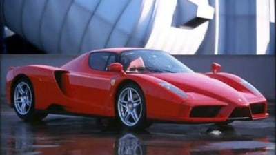 Enzo replacement may only be running on eight cylinders