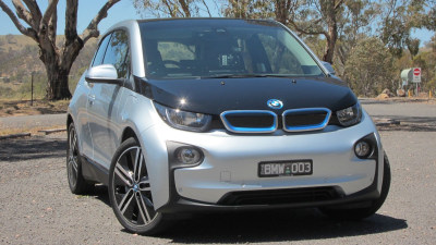 2015 BMW i3 Review: EV Motoring Gets Premium Touch