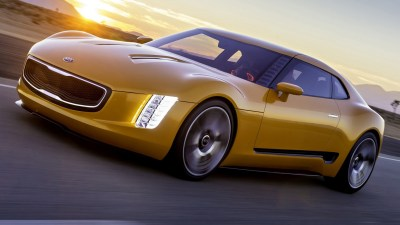 Kia GT4 Stinger Headed For Production? Not Yet...