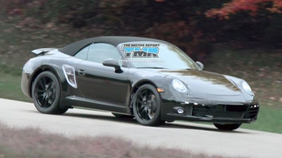 Porsche Planning All-new Model For LA Auto Show, 911 Cabrio Likely