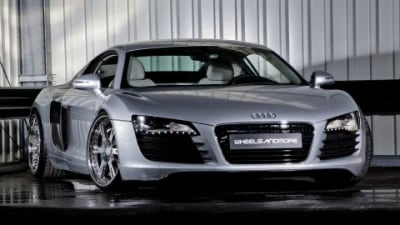 Audi R8 V8 Tuned By Wheelsandmore More Powerful Than R8 V10