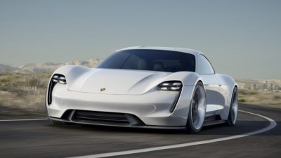 Porsche confirms Taycan name for Mission E