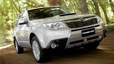 Subaru Forester And Outback Diesel Models Refined For 2012