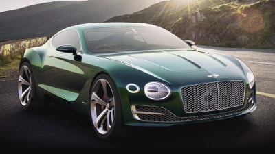 Bentley Split On Future Direction - Two-Seater Or Performance SUV Vying To Be Next Product Line
