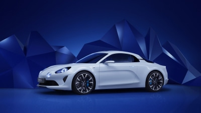 Alpine Vision Concept Revealed In Monte Carlo - Video