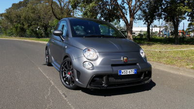 Fiat Abarth 695 Biposto Review - Mad, Stupid-Mad... And Irresistible