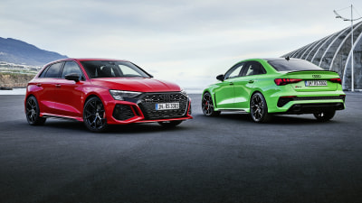 2022 Audi RS3 officially revealed, Australian launch due by July 2022