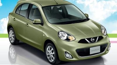 2014 Nissan Micra Update Revealed Ahead Of Bangkok Motor Show