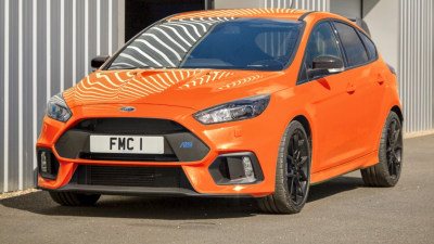 Ford's RS Heritage Edition revealed