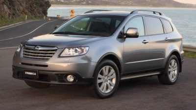 Subaru Tribeca May Share Toyota Kluger Platform In Future: Report